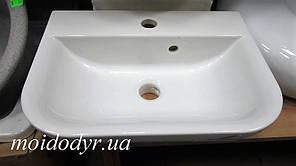 Умывальник керамический настольный (настенный) Sarreguemines Stile Blanc 45