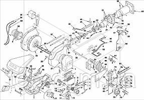 Запасные части к горелке Riello RL/M BLU