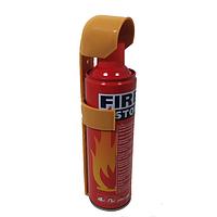 Огнетушитель углекислотный 1 л FIRE STOP с крепежем