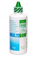 Многофункциональный раствор для контактных линз Multison 240 ml