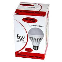 Светодиодная LED лампа Wimpex e27 5w