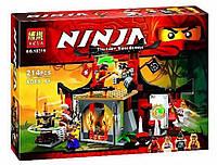 Конструктор Ninja Решающее Сражение 10319