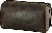 Косметичка мужская Leonhard Heyden Salisbury, коричневая (76152)