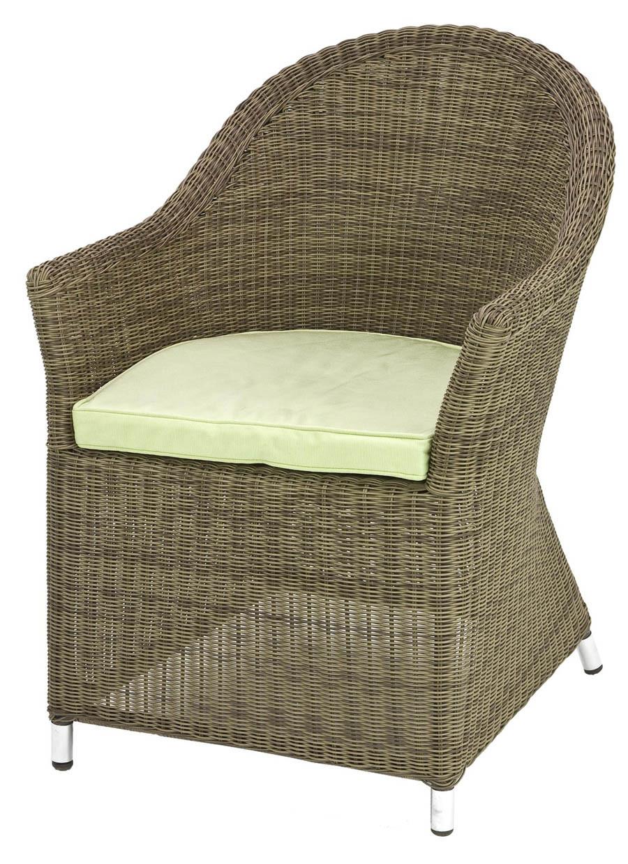 Садовый плетенный стул с коллекцииMonte Carlo - Teakhill patio center в Киеве
