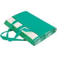 Пляжный коврик 180x90 см зеленый