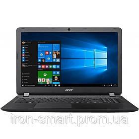 Ноутбук 15' Acer Aspire ES1-533-P3ZC Black (NX.GFTEU.007) 15.6'  матовый LED HD (1366х768), Intel Pentium N4200 1.1GHz, DDR 4Gb, HDD 1Tb, Intel HD