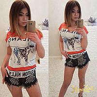 Магазин женских модных футболок