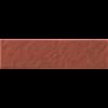 Opoczno SIMPLE RED фасадная 3d 24,5х6,5