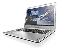 Ноутбук 15' Lenovo IdeaPad 510-15ISK White (80SR00A4RA), 15.6' матовый LED FullHD (1920x1080) IPS, Intel Core i5-6200U 2.3GHz, DDR 8Gb, HDD 1Tb,
