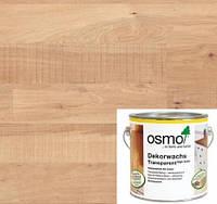 Масло-воск Osmo, береза 2,5 л.