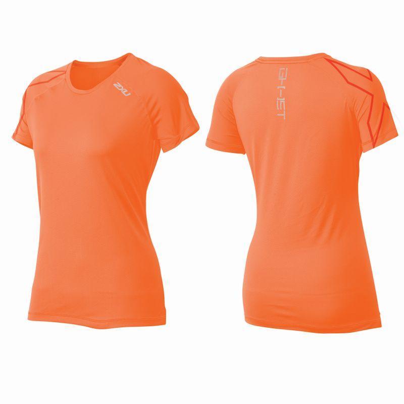 Женская футболка 2XU GHST G:1 (Артикул: WR3732a)