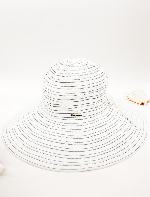 Женская пляжная шляпка Del Mare с полями. Шоу-рум, доставка по Киеву и Украине, 0987555561