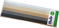 Набор стержней из PLA-пластика Хаки 3Doodler Create (PL-MIX7)