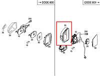 Обшивка (крышка) левого наружного зеркала Mercedes-Benz ML W166 Новая Оригинальная