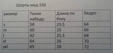 """Школьные подростковые шорты для девочки """"Варвара"""" с карманами (3 цвета), фото 3"""