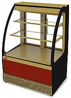 Витрина кондитерская VS-0,95 VENETO (стеклопакеты)