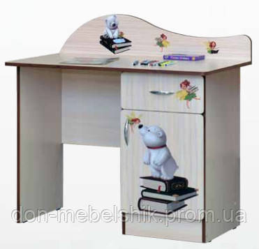 Письменный стол-7 с фотопечатью