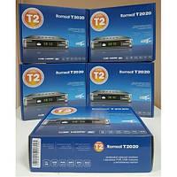 Цифровой ТВ видео тюнер приставка DVB-T2 Romsat T2020