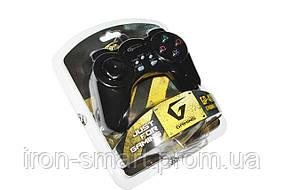 Геймпад Gemix GP-40 Black, USB, для PC