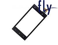 Touchscreen (сенсорный экран) для FLY IQ4418 ERA Style 4, черный, оригинал