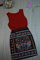 Платье модное в этно стиле Италия