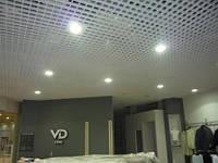 Монтаж подвесных потолков грильято, металлические кассетные потолки, реечные и мультипанельные.