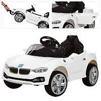 Детский электромобиль машина Bambi БЕЛАЯ