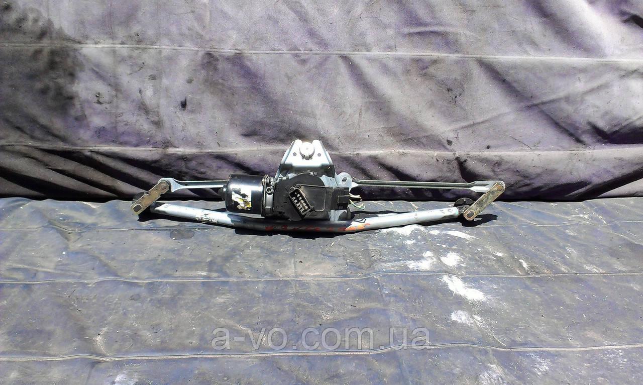 Механизм моторчик стеклоочистителя трапеция дворников Renault Kangoo 54115517