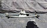 Механизм моторчик стеклоочистителя трапеция дворников Renault Kangoo 54115517, фото 2