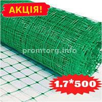 Сетка для огурцов (шпалерная) 1.7м*500пог.м Венгрия