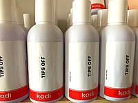 Tips Off Жидкость для снятия гель лака/акрила 250 мл.