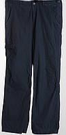 H.I.S брюки W34 L32 цвет синий б/у