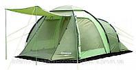 Кемпинговая двухслойная палатка, Палатка 4-местная King Camp Roma 4 KT 3069, фото 1