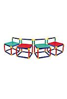 Набор мебели Gigo Набор из 4-х стульев (3599), фото 1