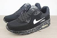 Женские кроссовки Nike Air Max 90 Black Space