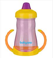 Кружка-непроливайка BabyOno 208  детская , 185мл