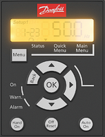 Пластина-адаптор для VLT2800 корпус тип A