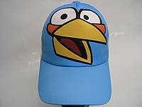 Кепка сетка - птица голубая, фото 1