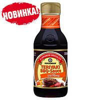 Киккоман соус-барбекю Терияки с медом  - 250 мл.