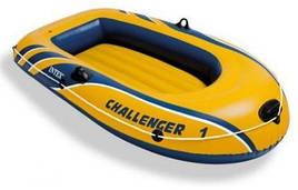 Лодка Challenger-1 193*108*38см, в кор.41*36*10см., INTEX (3шт)