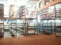 Мезонин (многоэтажные платформенные)