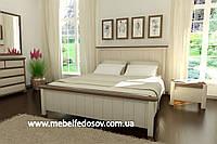 Кровать Калифорния двуспальная 160 (Мебигранд/Mebigrand) 1790х2040(2140)х1145мм, фото 1