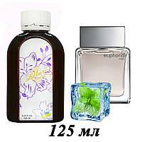 Наливная парфюмерия Calvin Klein/ Euphoria Men 125 мл
