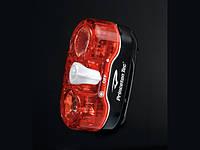Фонарь велосипедный специальный Princeton Tec Swerve LED красный