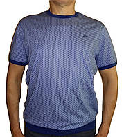 Синяя футболка Caporicco Sportswear (Турция)