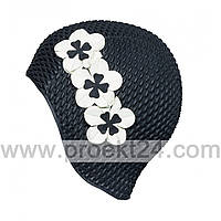 Резиновая шапочка для плавания