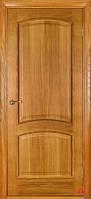 """Деревянные межкомнатные двери Модель """"Капри"""" (лак )"""