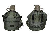 Фляга с термочехлом, оригинал армии США, 0,94 л, новая