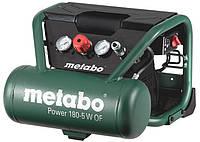 Безмасляный компрессор METABO Power 180-5 W OF