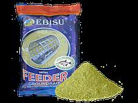 Прикормка EBISU «ЛЕЩ» серии FEEDER